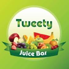 Tweety Juice Bar Logo