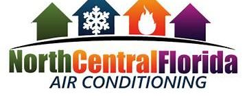 North Central Florida Air Conditioning Logo