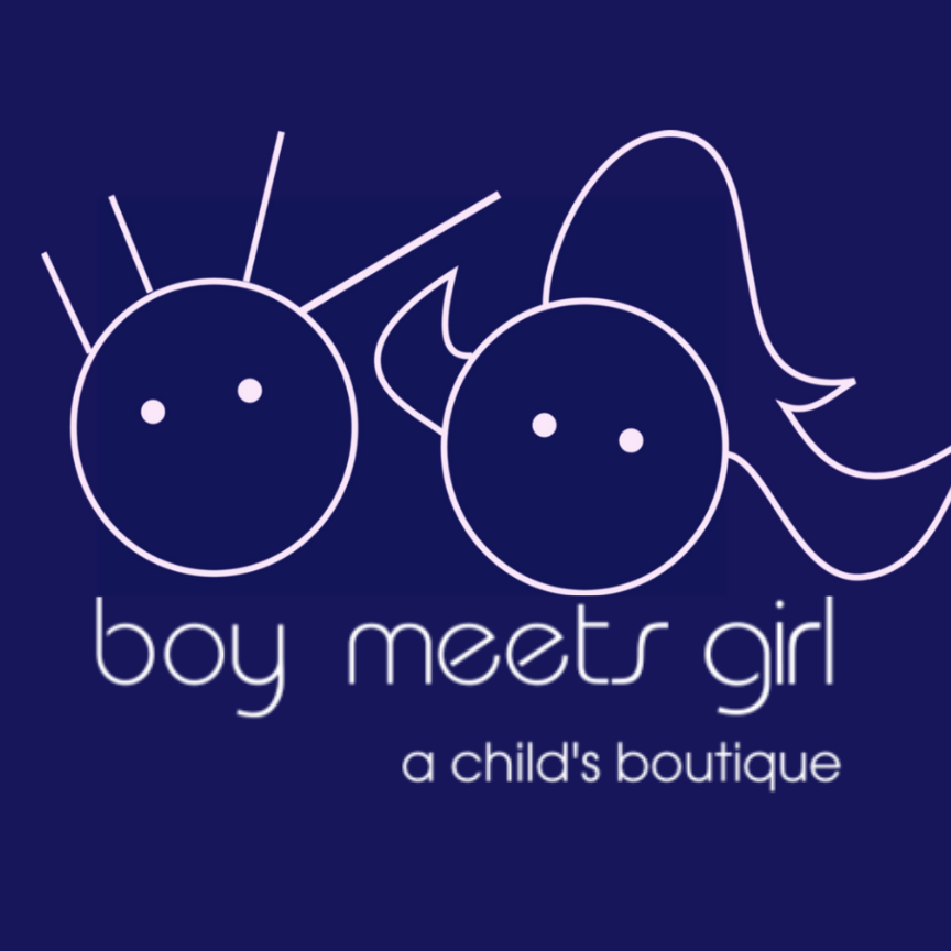 Boy Meets Girl                           Logo