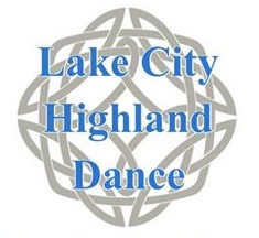 Lake City Highland Dance Logo