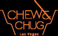 Chew & Chug                              Logo