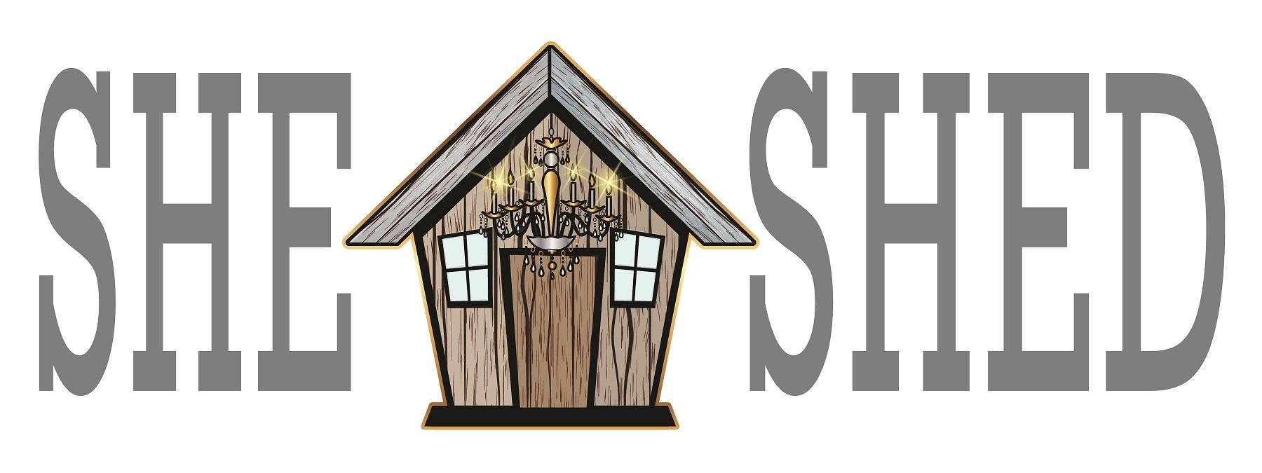 She Shed Logo
