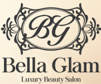 Bella Glam Beauty                        Logo