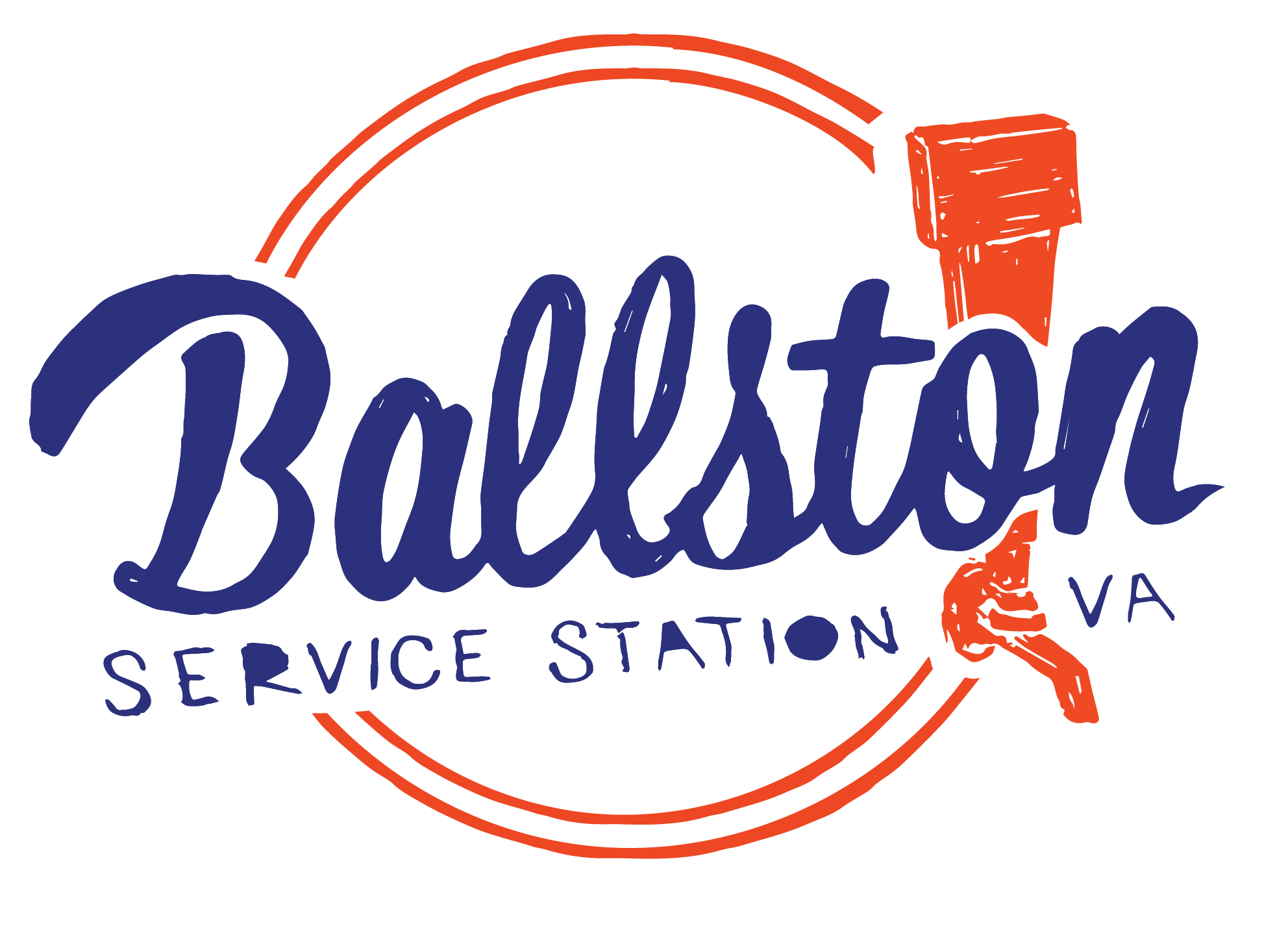 Ballston Sevice Station