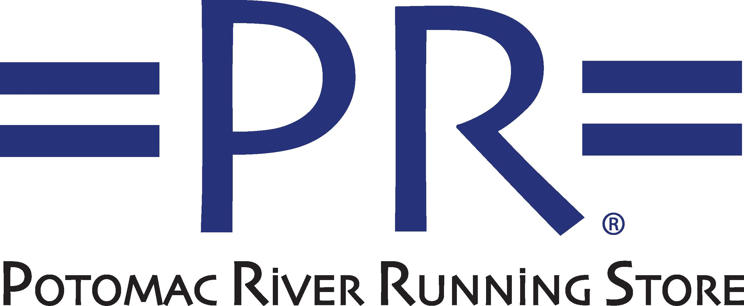 Potomac River Running Logo