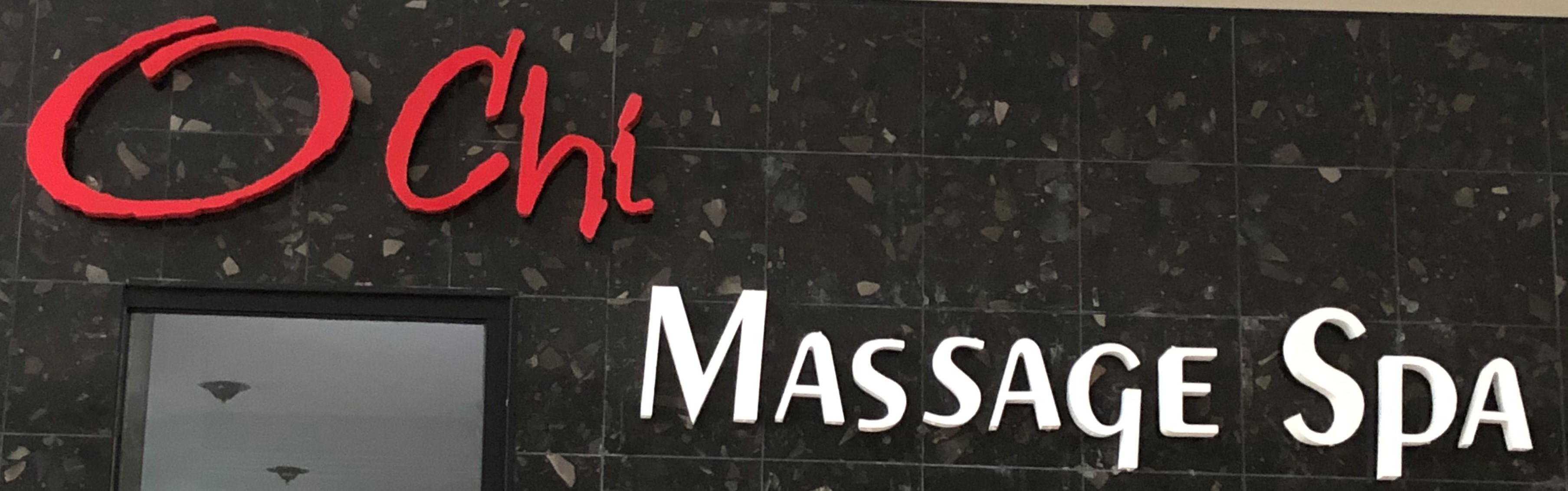 O Chi Massage Spa                        Logo