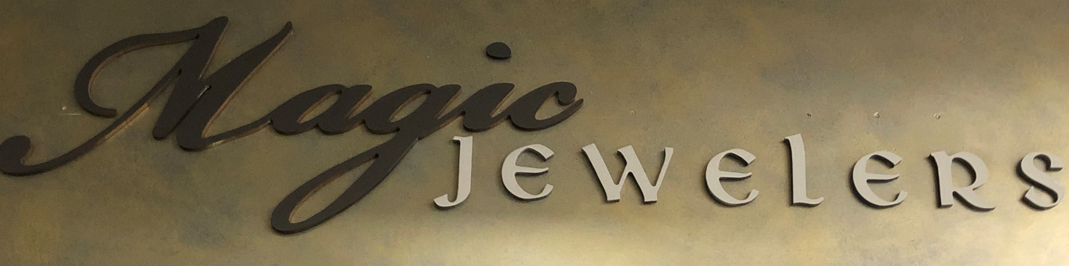 Magic Jewelers Logo