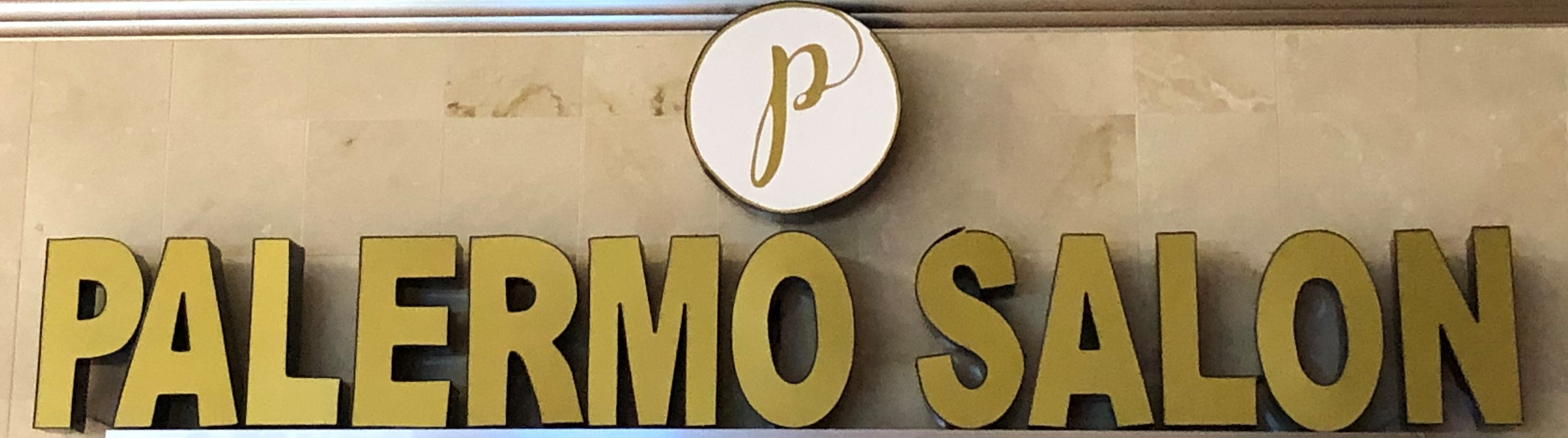 Palermo Beauty Salon                     Logo