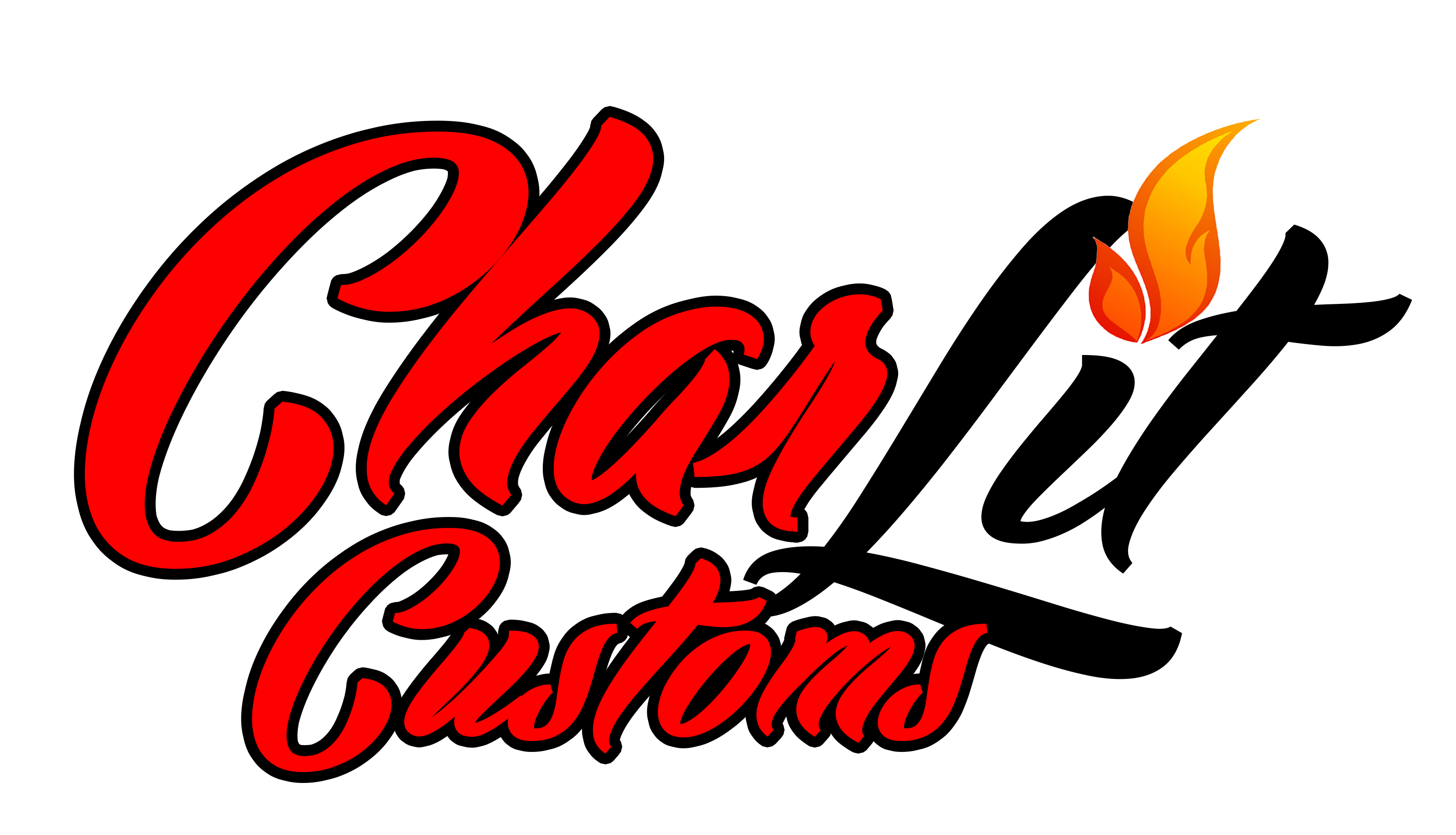 Charlit Customs                          Logo