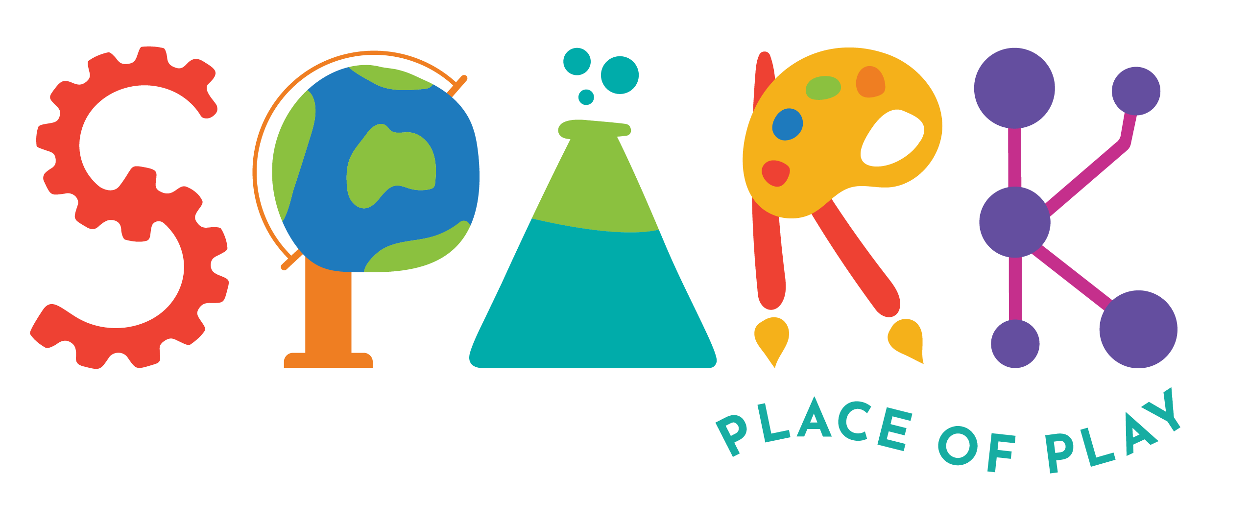 Spark - Place Of Play Logo