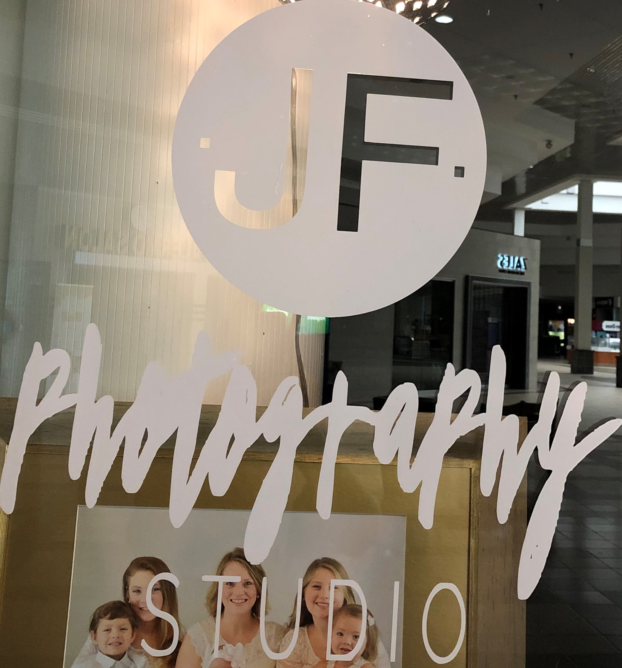 JF Photography Logo