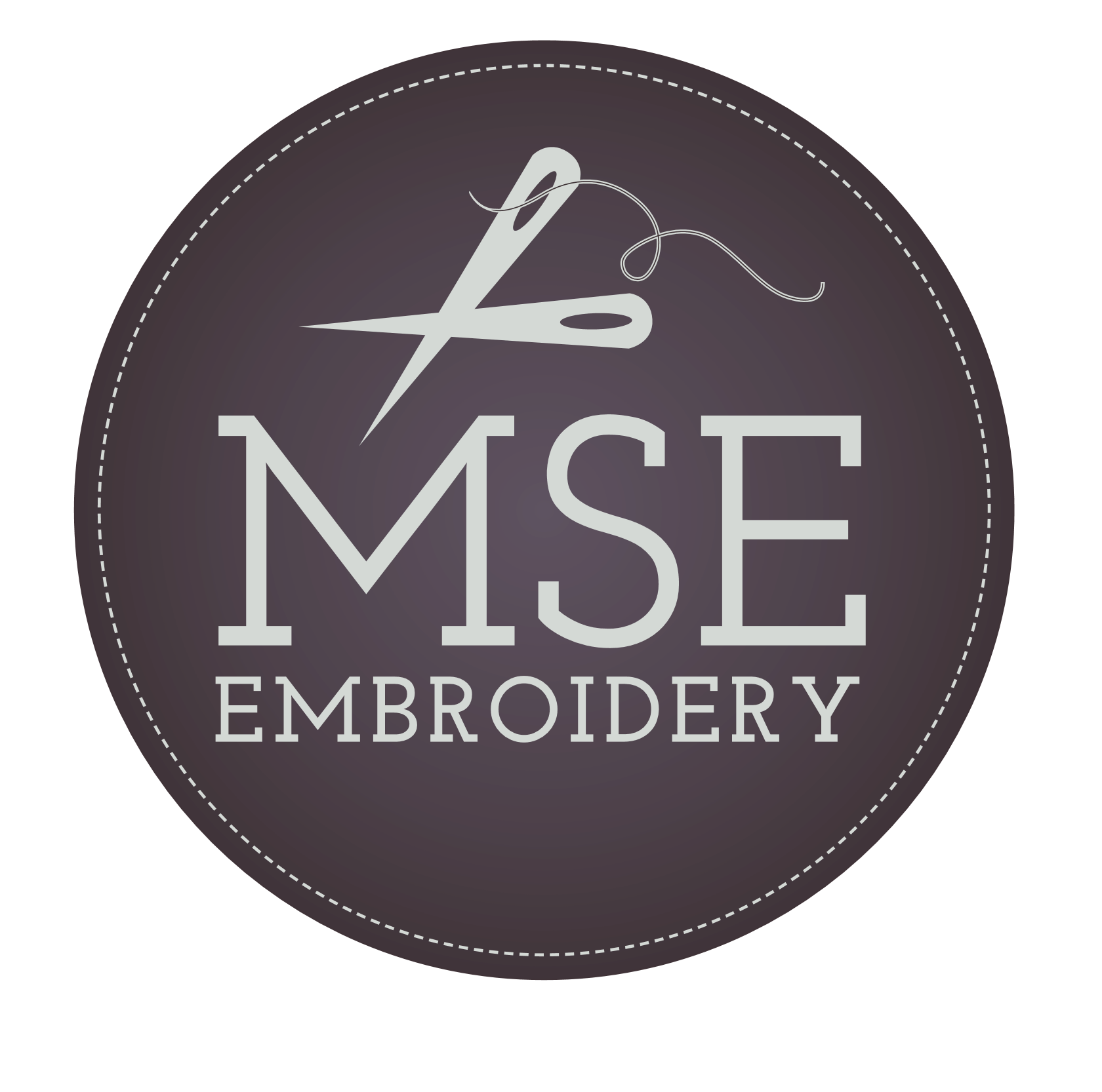 Mse Embroidery                           Logo