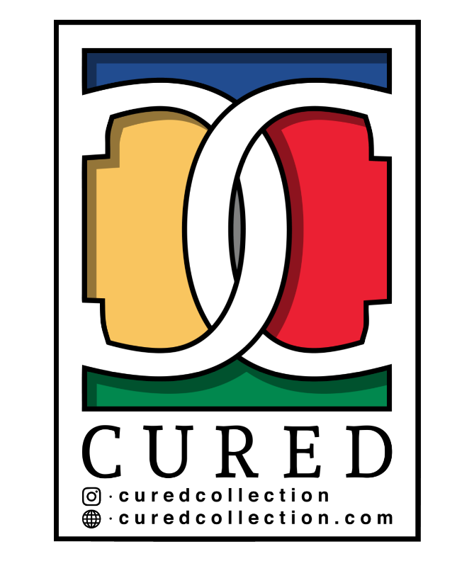 Cured Collection                         Logo