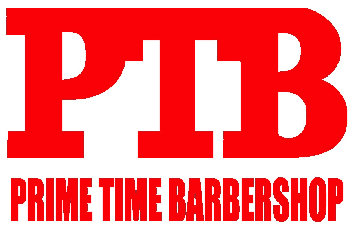 Prime Time Barber Shop                   Logo
