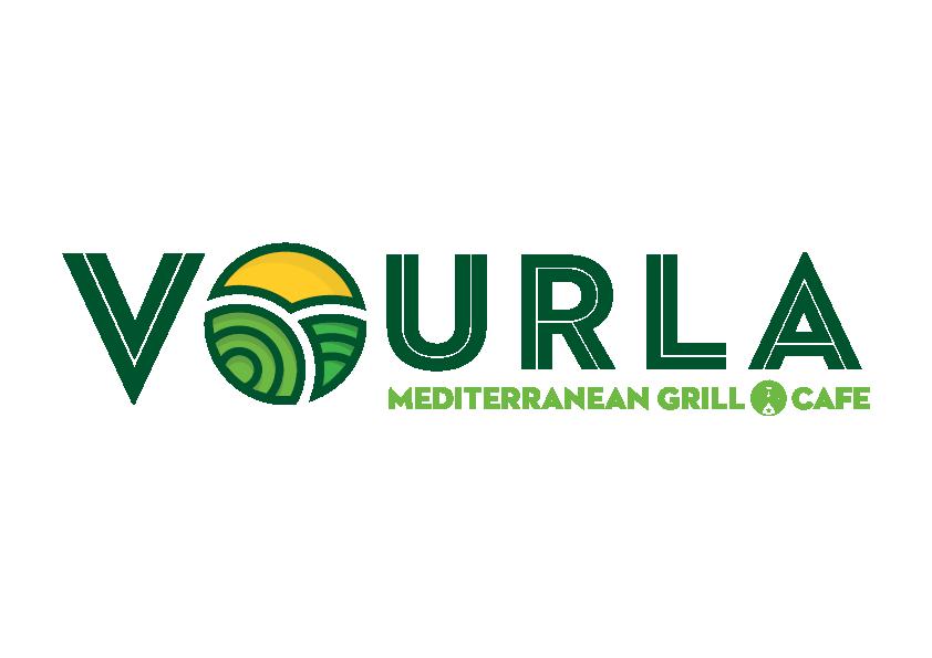 Vourla Mediterranean Cafe & Grill Logo