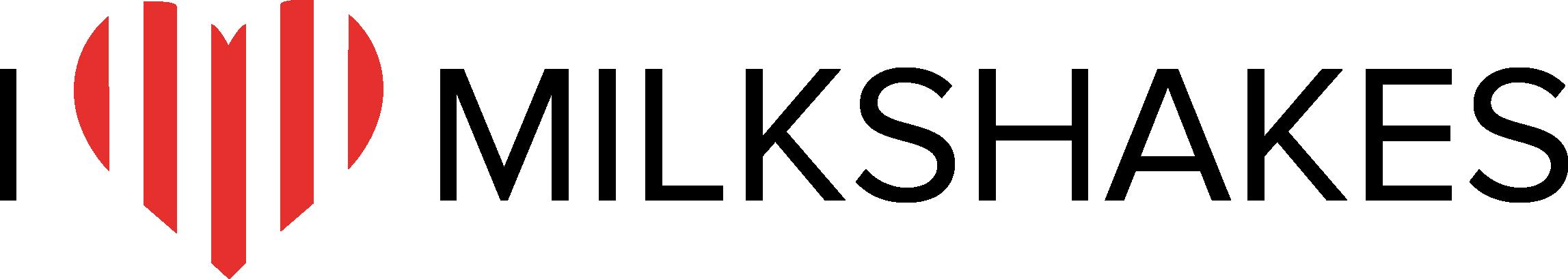 I Love Milkshakes                        Logo