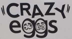 Crazy Eggs                               Logo