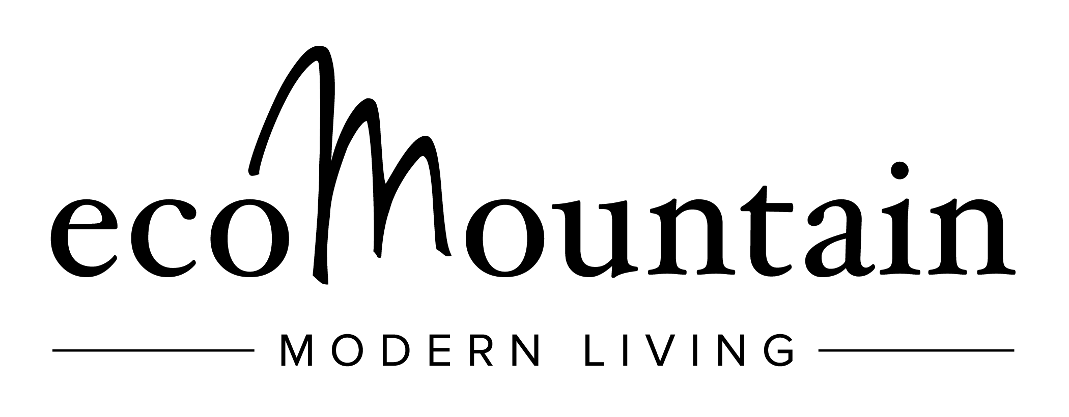 Eco Mountain                             Logo