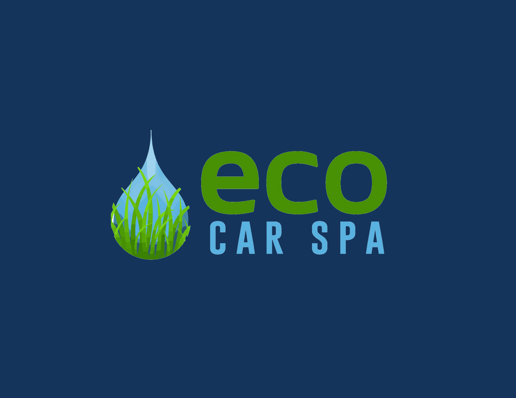 Eco Car Spa Logo