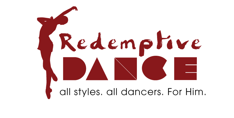 Redemptive Dance Ministries Logo