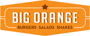 Big Orange Burgers Logo