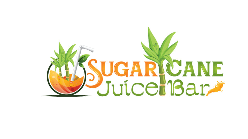 Sugarcane Juice Bar Logo