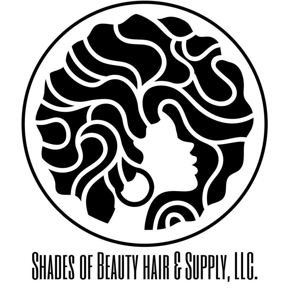 Shades Of Beauty Hair & Supply Store Logo