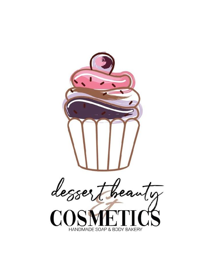 Dessert Beauty & Cosmetics Logo