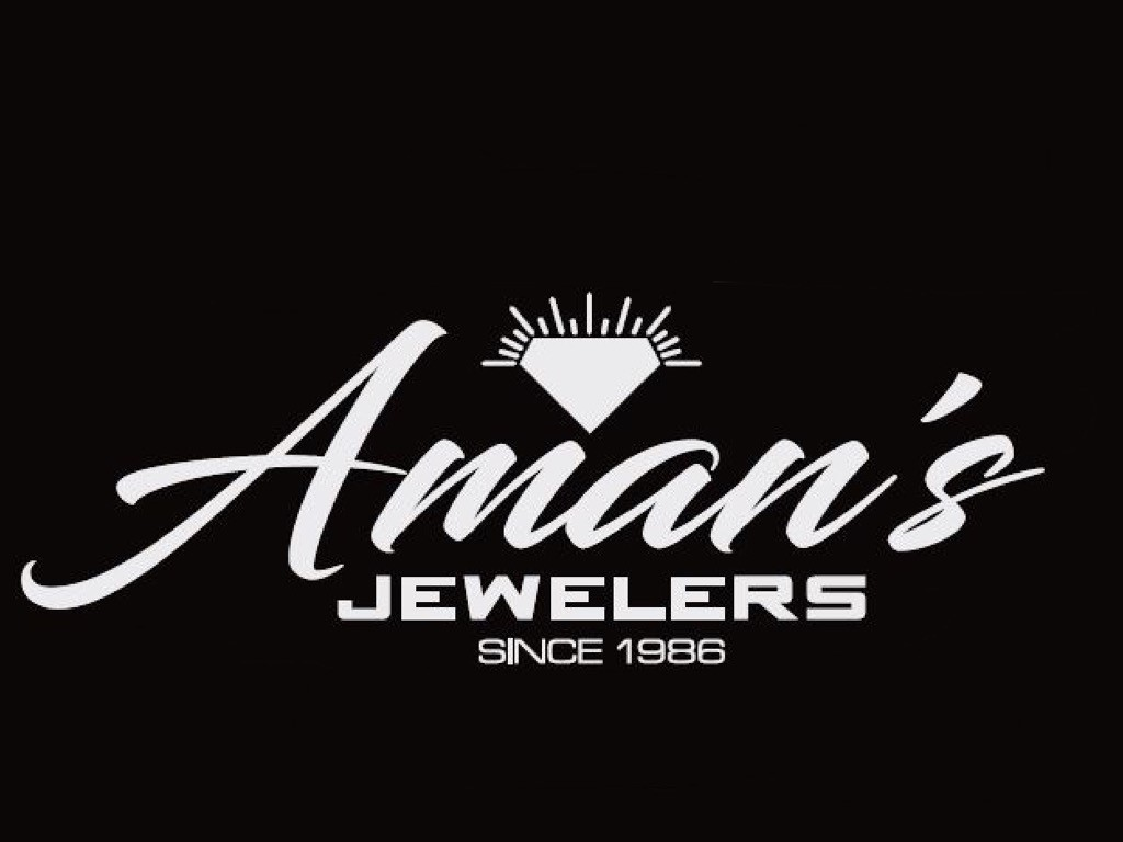 Aman's Jewelers                          Logo