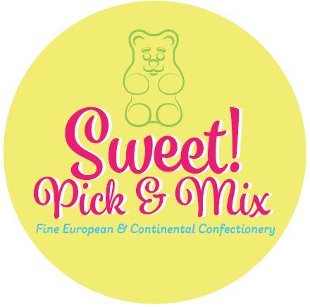 Sweet Pick And Mix                       Logo