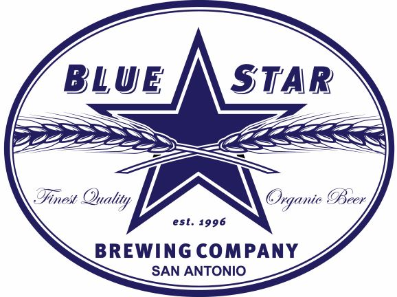 Blue Star Brewing Company                Logo