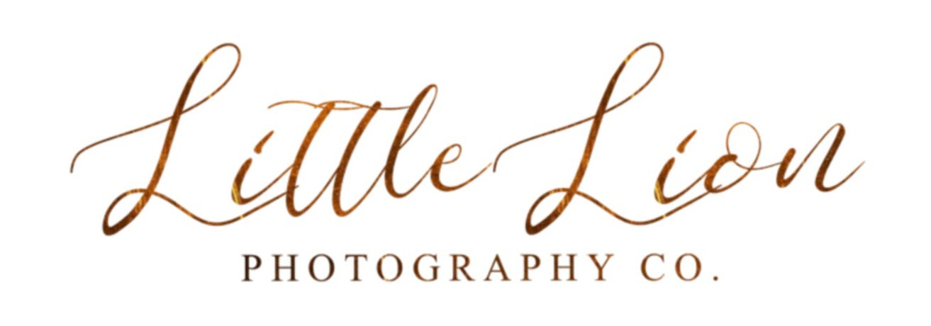 Little Lion Photography Co. Logo