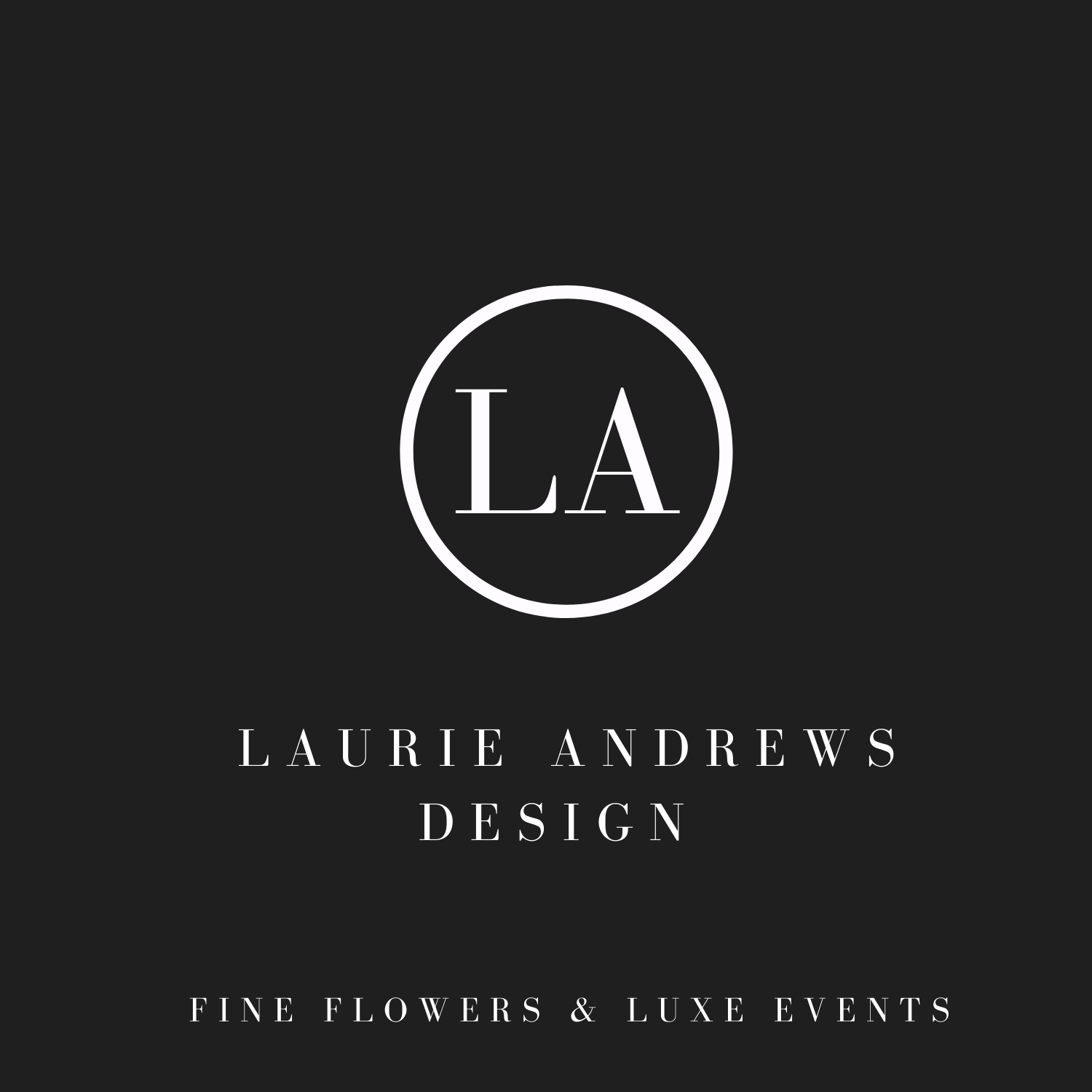 La Blue Wedding Cooperative Logo