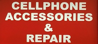 Cellphone Accessories And Repair Logo