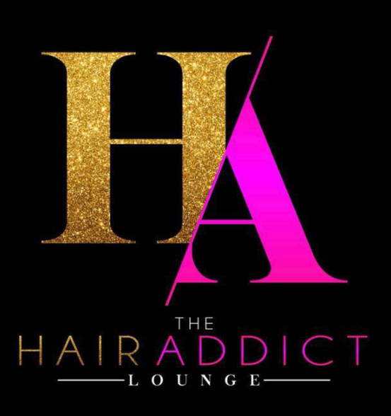Hair Addict Lounge Hair Boutique Logo