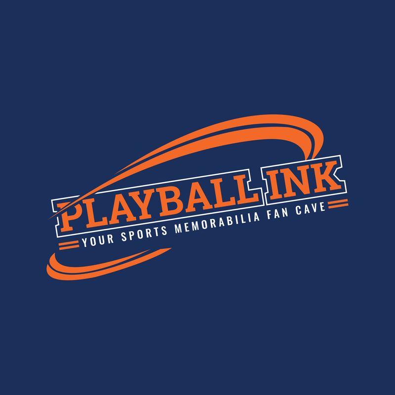 Playball Ink                             Logo