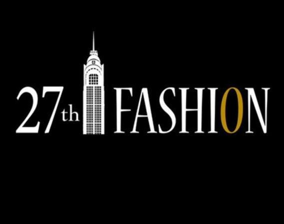 27th Fashion Logo