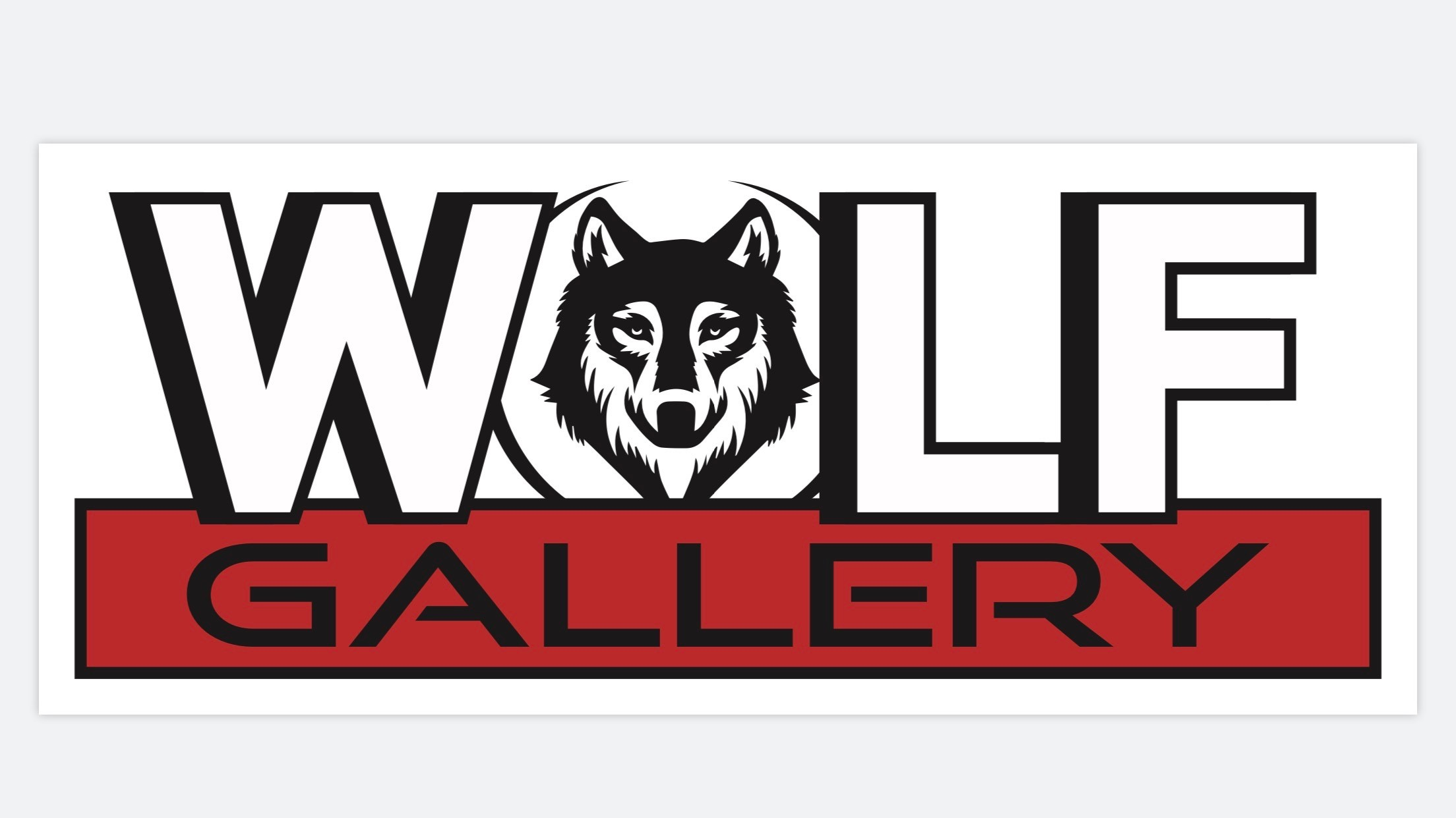 Wolf's Gallery Logo