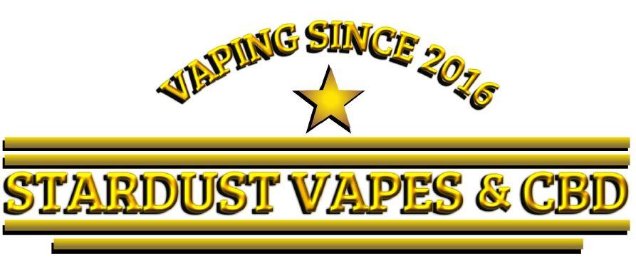 Stardust Vapes & Cbd Logo