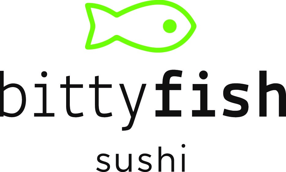 Bittyfish Sushi Logo