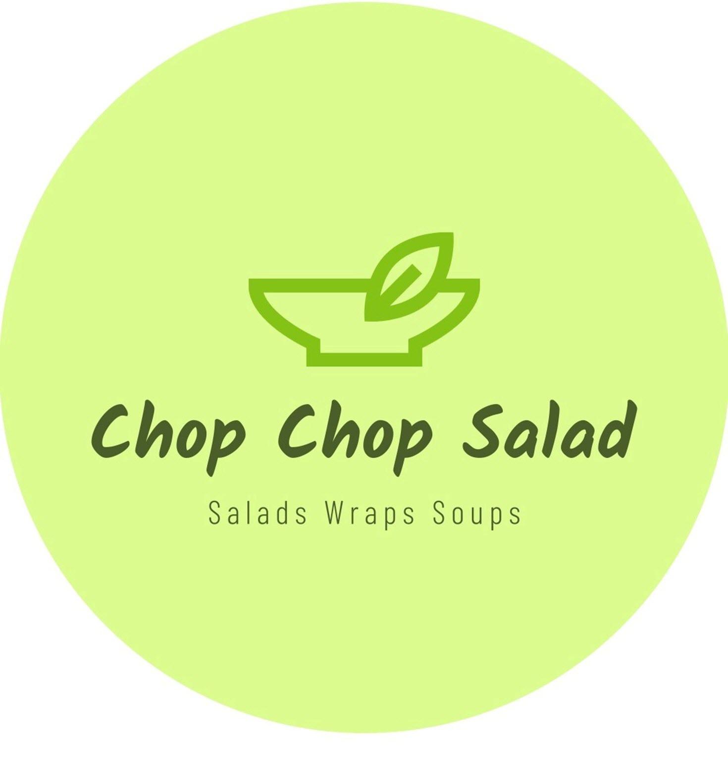 Chop Chop Salad Logo