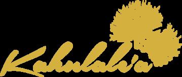 카훌라레아 (Kahulale'a) Logo