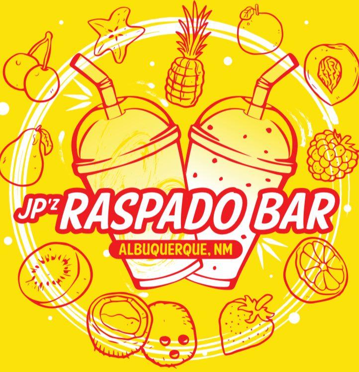 Jp'z Raspado Bar Logo