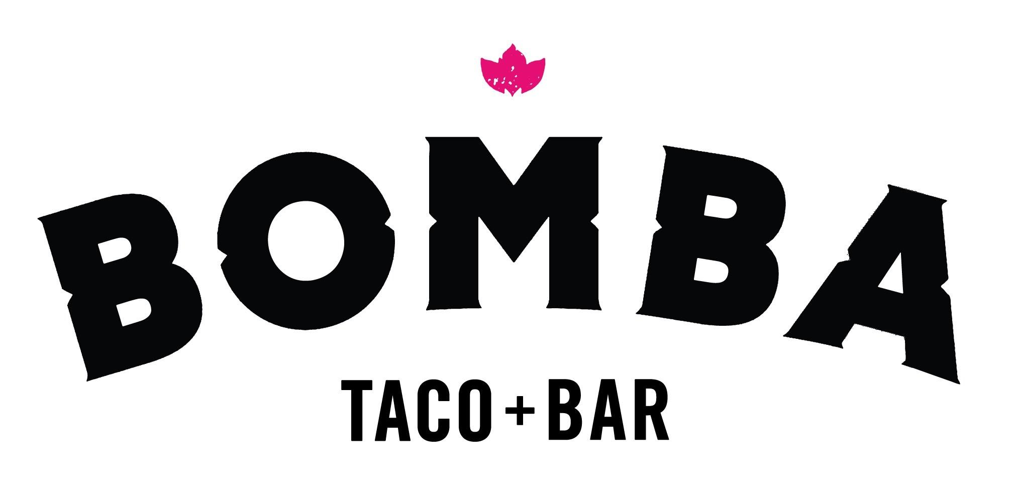 Bomba Taco + Bar Logo