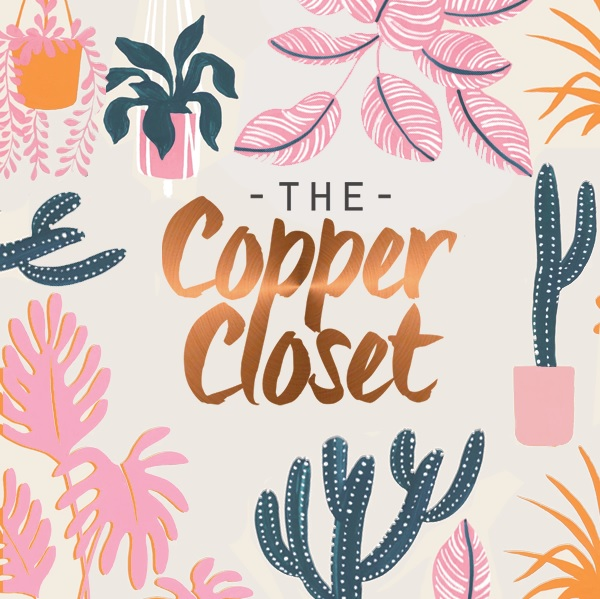 The Copper Closet Logo