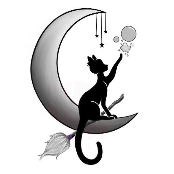 Crescent Moon Soaps Logo