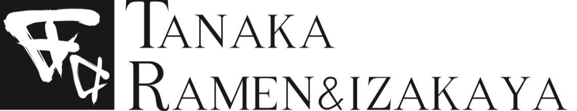 Tanaka 拉麵 Logo
