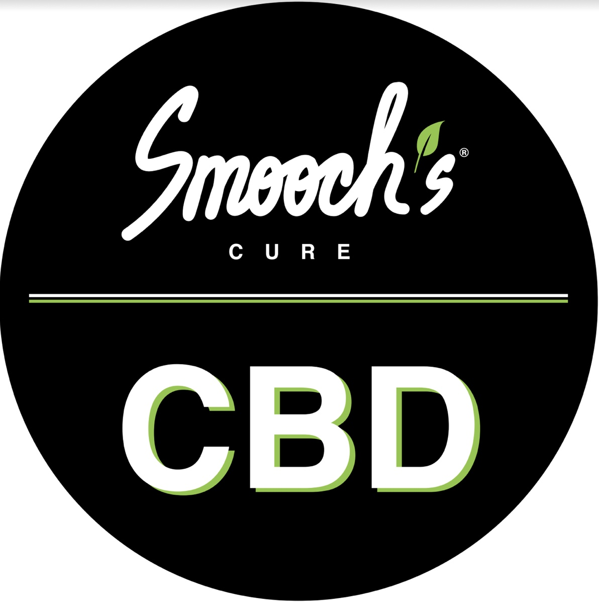 Smooch's Cure Cbd Logo