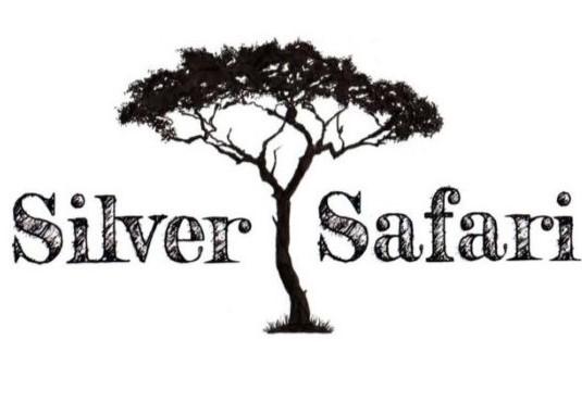 Silver Safari                            Logo