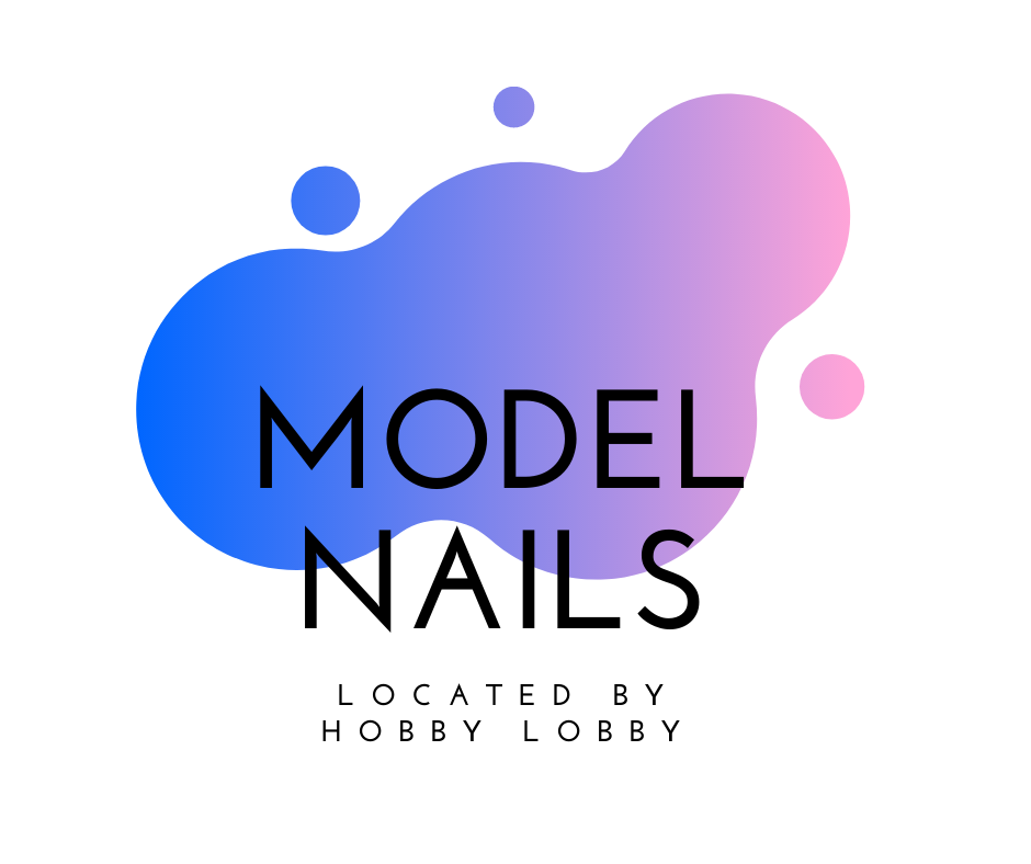 Model Nails Logo